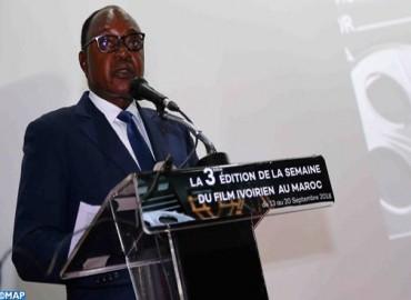 افتتاح فعاليات الدورة الثالثة لأسبوع السينما الإيفوارية بالمغرب