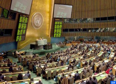 Morocco Elected Vice-President of UN General Assembly