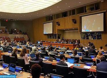 Travaux de la 4è Commission de l'ONU