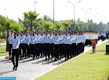 Royal Armed Forces Celebrate Tuesday 63rd Anniversary