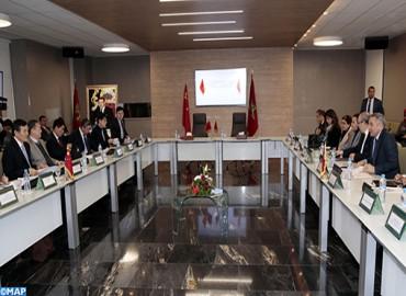 Tenue à Rabat de la 6ème Commission mixte de coopération économique maroco-chinoise