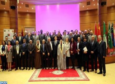 La 8ème session de la Conférence des relations arabo-chinoises à Rabat
