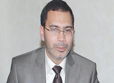 وزير الاتصال الناطق الرسمي باسم الحكومة مصطفى الخلفي
