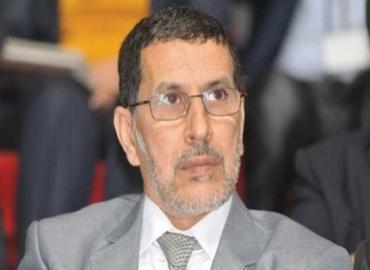 وزير الشؤون الخارجية والتعاون السيد سعد الدين العثماني