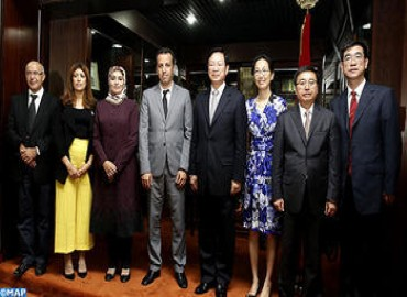 Morocco, China Discuss Means to Enhance Parliamentary Relations