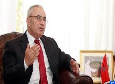 Entretiens maroco-algériens sur l'actualisation de la convention relative à la coopération judiciaire entre les deux pays