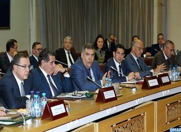 .. انعقاد اجتماع مخصص لتتبع تنفيذ برنامج تقليص الفوارق الاجتماعية والترابية