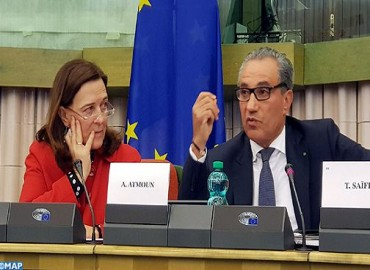 Morocco-EU Joint Parliamentary Committee Calls for Consolidating Bilateral Partnership Achievements