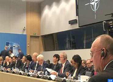 Mme Boucetta appelle à Bruxelles à préserver l'esprit de la réunion de Skhirat de la Coalition anti-Daech dédiée à la situation en Afrique