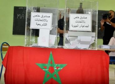 انتخابات تشريعية ومحلية