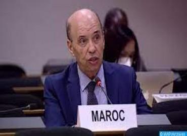 Human Rights Council: Moroccan Ambassador in Geneva Exposes Algerian Baseless Allegations on the Sah