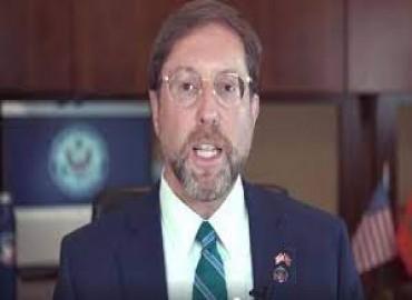 القائم بالأعمال بسفارة الولايات المتحدة بالمغرب، السيد ديفيد غرين