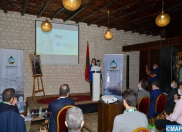 M. André Azoulay: Essaouira, ville pionnière pour le recyclage des déchets