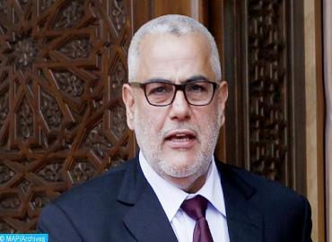 M. Benkirane et le premier ministre portugais s'entretiennent des moyens de consolider les relations de coopération bilatérale