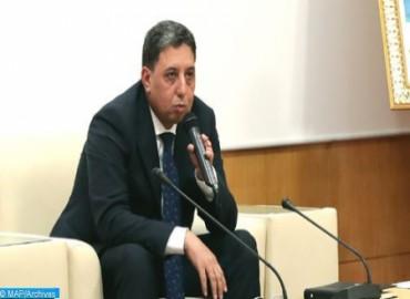 Dimite el presidente del Consejo de la región Guelmim-Oued Noun