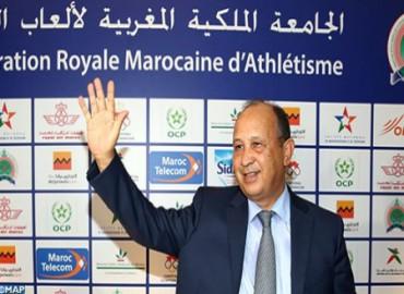 Abdeslam Ahizoune reelegido presidente de la FRMA