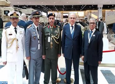 Arranca en Abu Dabi el Salón Internacional de la Defensa IDEX-NAVDEX con la participación de Marruecos