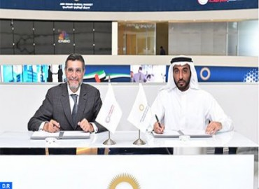 ADGM, CFC Ink MoU to Develop Financial Services