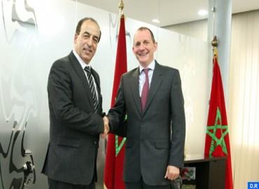 المغرب/ابريطانيا: بحث سبل تعزيز التعاون الثقافي بين البلدين