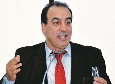 السيد عبيابة يستقبل وفدا عن اللجنة التحضيرية للمؤتمر الاستثنائي لاتحاد كتاب المغرب