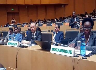 Le Conseil exécutif de l'Union africaine entame à Addis-Abeba les travaux de sa 20ème session extraordinaire