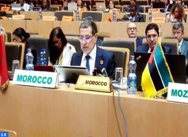 الدورة العادية الـ32 لقمة الاتحاد الإفريقي بأديس أبابا