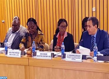 Marruecos preside una reunión de la CEPA sobre el cambio climático
