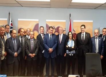 السيد أخنوش يتباحث مع وزيرين بولاية جنوب أستراليا حول التعاون الثنائي وسبل تطويره