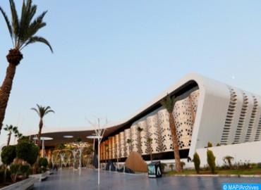 Cae casi un 95% el tráfico aéreo en el aeropuerto de Marrakech-Menara en octubre de 2020