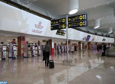 Aéroport Casablanca Mohammed V, un des meilleurs aéroports africains en 2018 (ASQ)