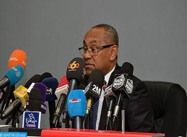 مونديال 2026: رئيس الكونفدرالية الإفريقية يدعو الاتحادات الأوروبية للتصويت لفائدة المغرب