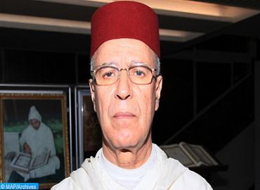 Message de fidélité et de loyalisme à SM le Roi, Amir Al Mouminine, du président du Conseil de l'Université Al Quaraouiyine, ministre des Habous et affaires islamiques