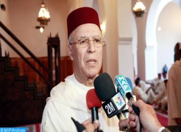 Les services dispensés aux pèlerins marocains au centre des entretiens entre M. Taoufiq et le ministre saoudien du Hadj et de la Omra