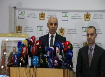 Coronavirus: Rooms Assigned to Moroccan Hospitals to Receive Suspicious Cases, Official