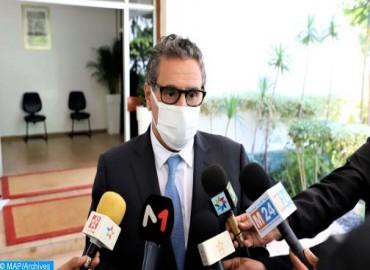 السيد عزيز أخنوش: سنشرع في مشاورات مع الأحزاب السياسية لتكوين أغلبية حكومية منسجمة ومتماسكة