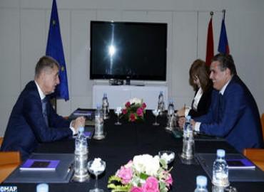 República Checa quiere fortalecer las oportunidades de cooperación y negocios con Marruecos