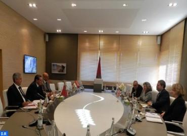 تحسين المبادلات التجارية بين المغرب والولايات المتحدة في المجال الزراعي محور مباحثات السيد أخنوش مع مسؤول أمريكي