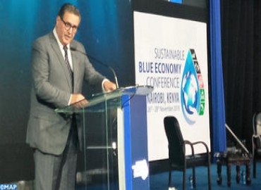 Morocco Urges All Countries Concerned with Oceans' Sustainability to Join Blue Belt Initiative