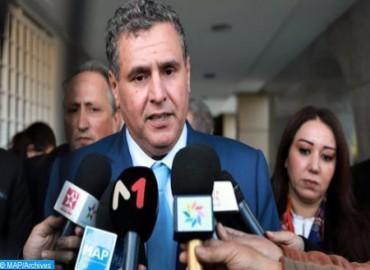Essaouira: 'Moulay Abderrahmane' Dam will Help Small Farmers Enhance Their Products and Improve Their Income, Akhannouch