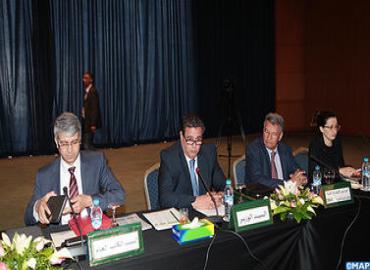 الاجتماع السنوي للجنة المشتركة بين الحكومة والمهنيين لتتبع العقود-البرامج الخاصة بسلاسل الإنتاج الفلاحي