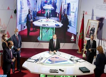 Al Omrane Expo 2020: Signature de deux contrats de financement pour des projets de de recherche & dé