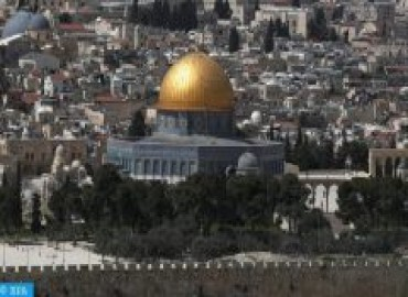 Palestinian Official Welcomes Support Provided by Bayt Mal Al Quds to Maqdissi Establishments