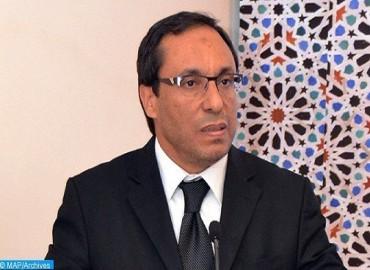 وزير التجهيز والماء يجتمع بمديري وكالات الأحواض المائية