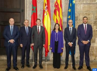 Una misión comercial valenciana visita Marruecos para explorar oportunidades de negocio