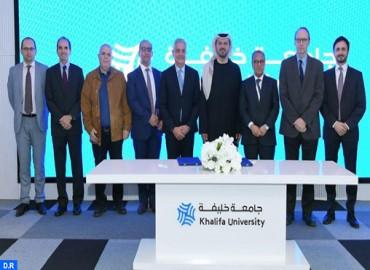 Transition énergétique: L'AMEE et l'université de Khalifa à Abu Dhabi s'allient