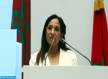 Mme Bouayach souligne les ''grands progrès'' cumulés par le Maroc en démocratie