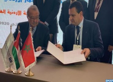 Jordan, Morocco Sign Agreement for Creation of Joint Business Council
