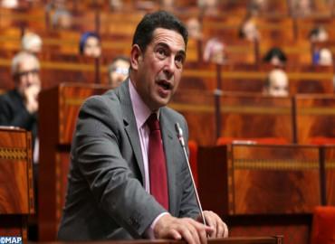 Mr Amzazi : Les directeurs des AREF ont mené des campagnes de communication après l'adoption des nouveaux horaires scolaires