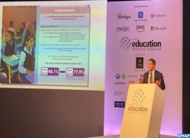 Morocco Highlights Various Reforms of National Education System in London