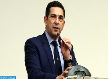 السيد أمزازي يدعو إلى بذل مجھودات مضاعفة من أجل الارتقاء بجھة بني ملال-خنيفرة